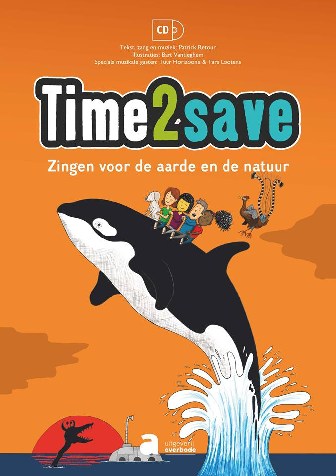 Time2Save cover
