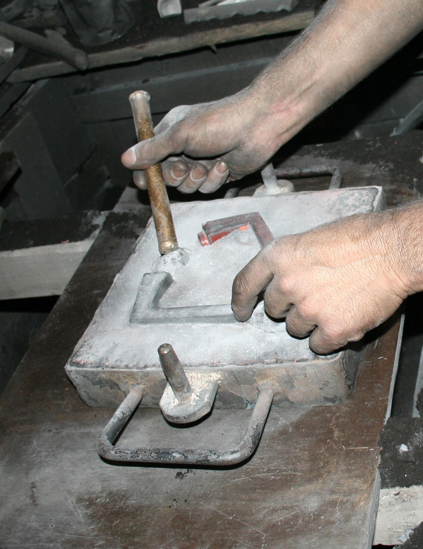 productie deurklinken Dauby