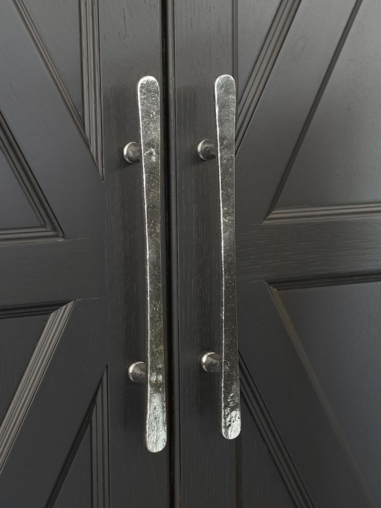 Goossens - Pure PMBU224 Furniture handle WB(white bronze) 2