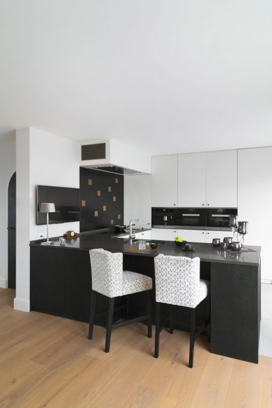 Pure Tiles in de keuken - Project Nicky Goossens