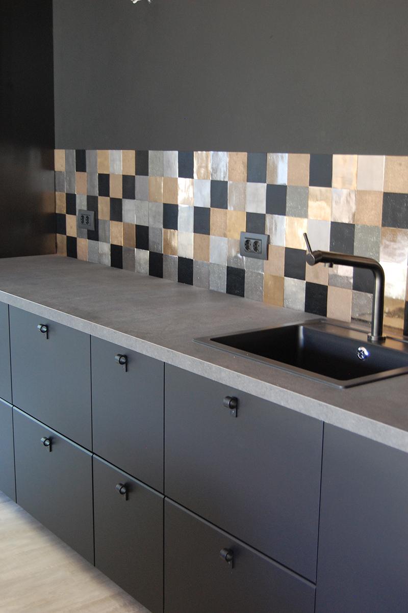 Pure® Tiles tegelmix van Dauby