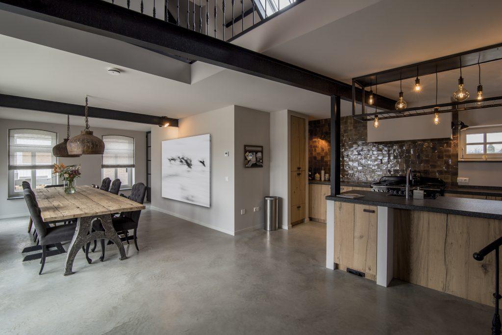 Atelier Op Zolder.Project Atelier Op Zolder Renovation Terraced House